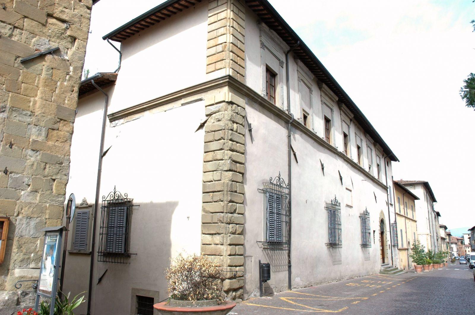 Piero della francesca 39 s house terre di piero della francesca for Planimetrie della casa di piantagione