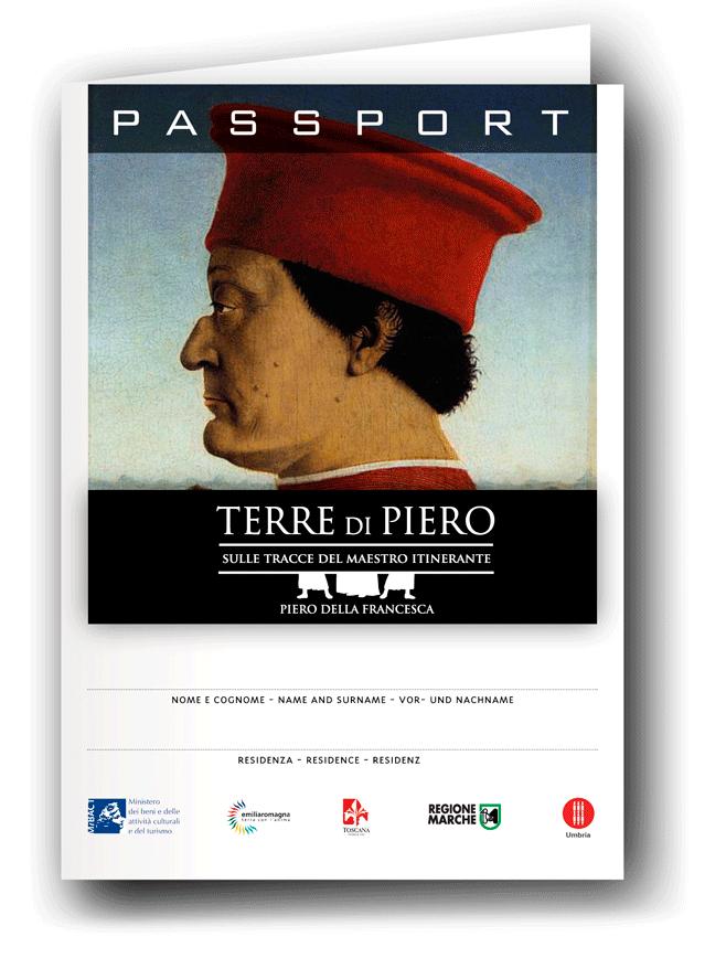 passaporto Terre di Piero